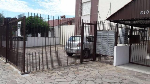 Apartamento com 2 dormitórios à venda, 61 m² por R$ 270.000 - Santo Antônio - Porto Alegre - Foto 2