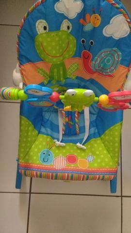 Cadeira de Balanço Fischer Price - Foto 4