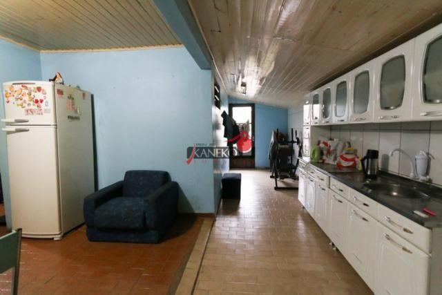 8287 | casa à venda com 3 quartos em são cristóvão, guarapuava - Foto 4
