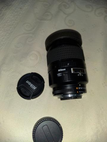 Lente Nikon vendo ou troco celular,PS4, Xbox, notebook etc. faça sua proposta - Foto 3