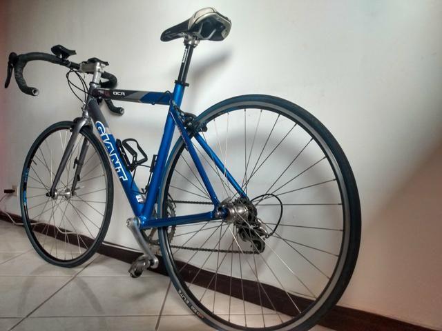 Bicicleta GIANT CARBONO OCR SPEED - Foto 6