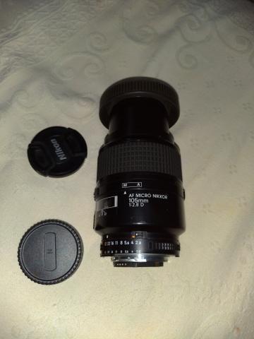 Lente Nikon vendo ou troco celular,PS4, Xbox, notebook etc. faça sua proposta