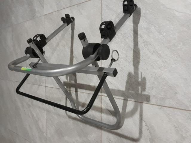 Transbike para estepe (vendo ou troco) - Foto 4