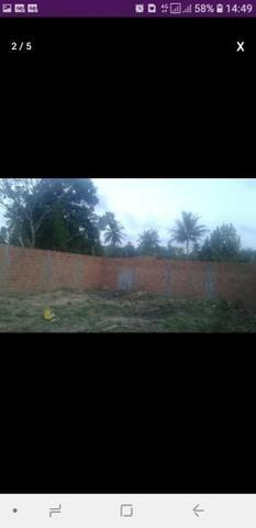 Vendo um terreno murado - Foto 4