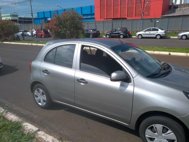 Nissan March 1.0 Completo 2018/19