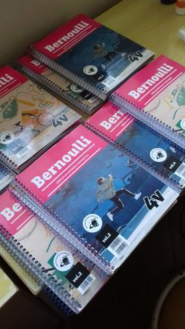 Apostila Bernoulli 2019