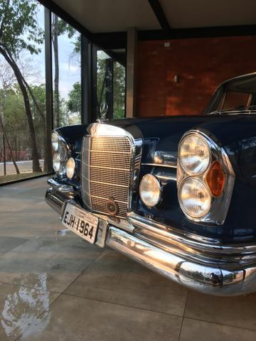 Mercedes Heckeflosse Fintail 1964 Maravilhosa