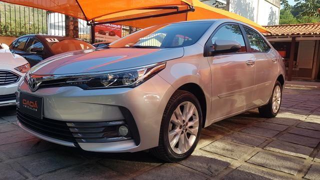 Toyota Corolla XEI 2018 único dono - Foto 2