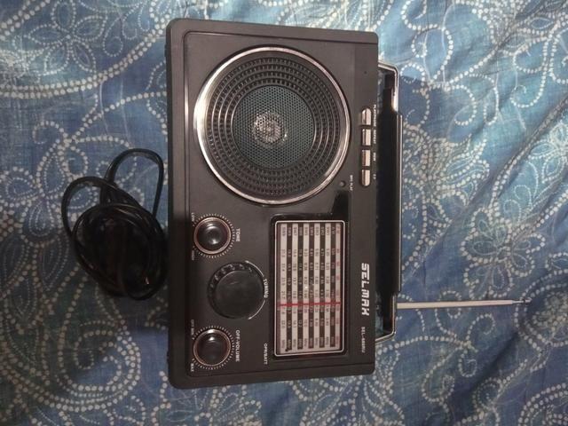 Rádio usb Portátil - Foto 4