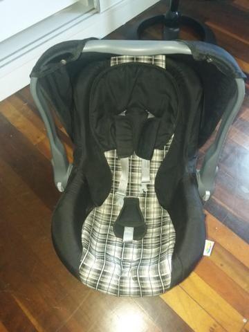 Bebê conforto + saída de maternidade + tocas - Foto 5
