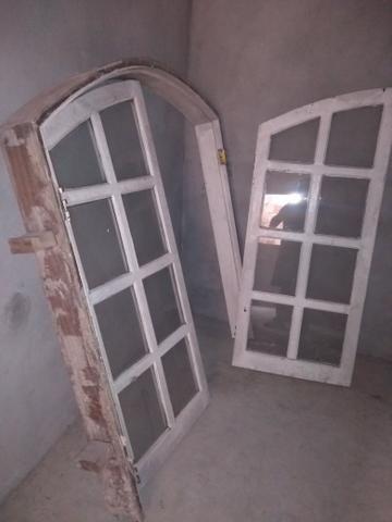 Vendo uma janela de Angelim em ótimo estado de conservação! - Foto 2