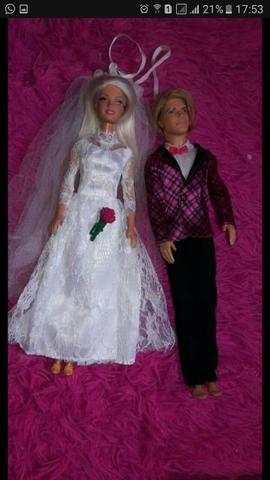 Barbie e ken noivos - Foto 2