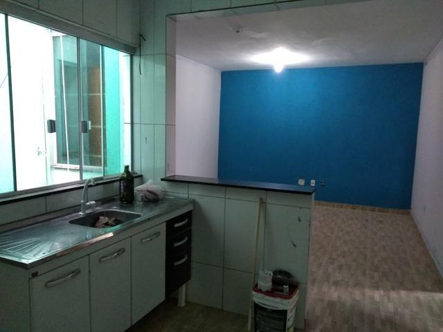 Alugo ótimo apartamento de 2 qts com varanda garagem QN8D riacho fundo 2 - Foto 9