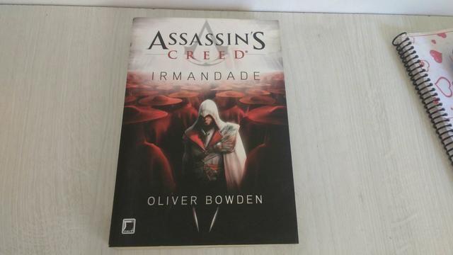 Assassin's Creed - Coleção Livros - Foto 2