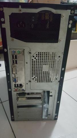 Cpu Gamer Intel i5 8GB Ram GeForce GTX 780 3GB Hd500gb - Troco - Foto 3