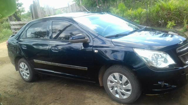 Vendo carro cobalt 1.4 bem conservado 2013 e 2014 não deve nada meu contato - Foto 8