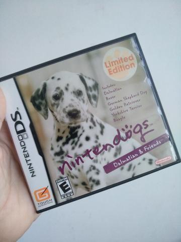 Nintendogs e Brain Age Nintendo DS NDS - Foto 3