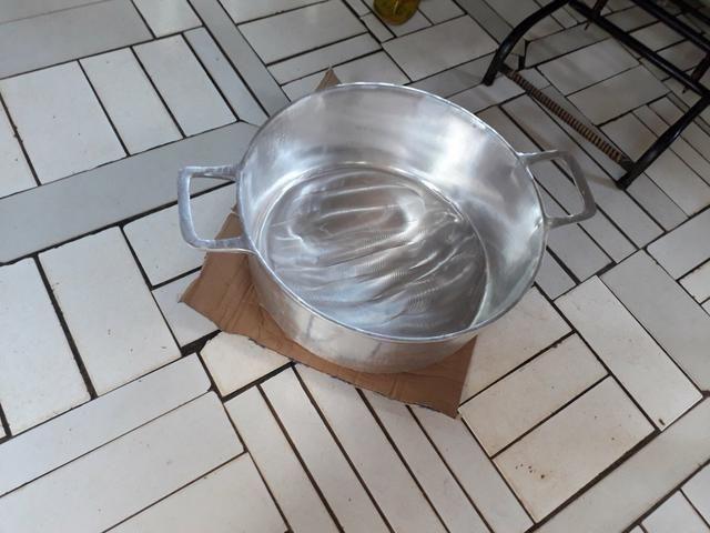Panelao de alumínio batido Grosso - Foto 2