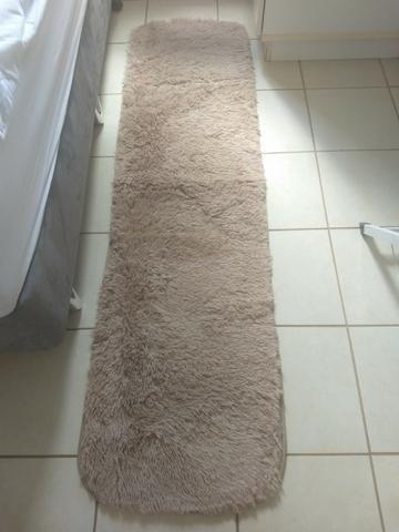 Tapetes e Passadeiras Felpudos - Beira cama, banheiro e porta - Foto 2