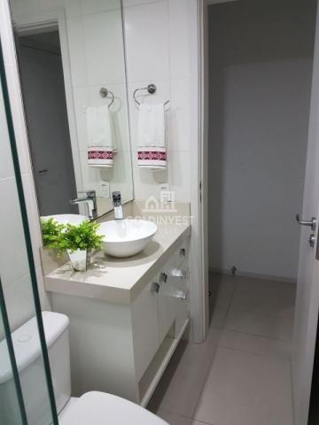 Apartamento 100 % mobiliado no são luiz, residencial villa siena. - Foto 11