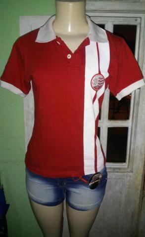 46dfff9e5ee40 Camisa Náutico Baby Look Original Timbu shopping - Roupas e calçados ...
