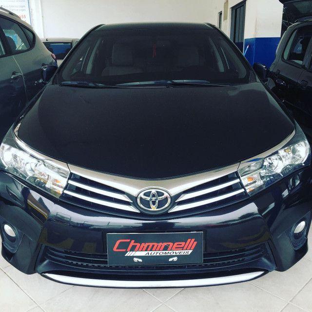 Toyota Corolla XEi 2016 Aut - Foto 2