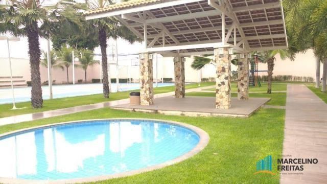 Casa com 3 dormitórios para alugar, 176 m² por R$ 2.509,00/mês - Precabura - Eusébio/CE - Foto 5