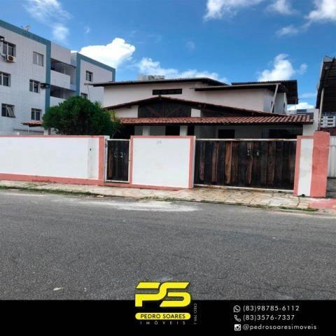 Casa com 4 dormitórios à venda por R$ 1.000.000 - Bairro dos Estados - João Pessoa/PB