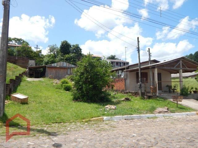Terreno à venda, 300 m² por R$ 80.000,00 - Winck - Portão/RS