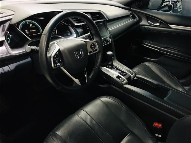 Honda Civic 2.0 16v flexone exl 4p cvt - Foto 4