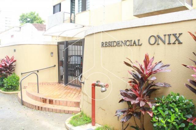 Apartamento à venda com 1 dormitórios em Boa vista, Marilia cod:V6390 - Foto 4