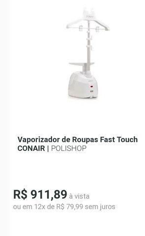 Vaporizador Polishop