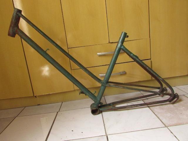Bike bicicleta quadro Odomo Feminino 26 antigo