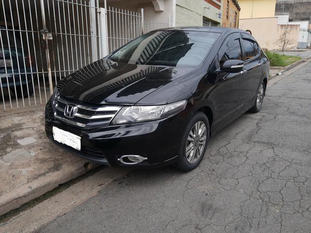 Honda city EX 2013 - Automático - Foto 4