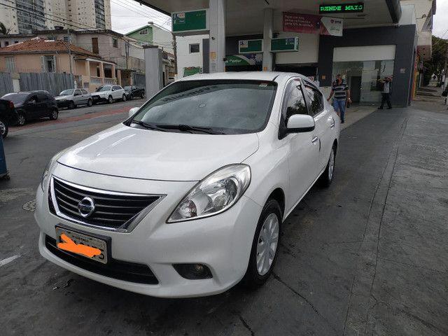 Nissan Versa SV 1.6 GNV Legalizado - Foto 3