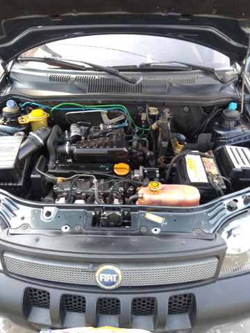Fiat/Palio wk Adven flex - Foto 4