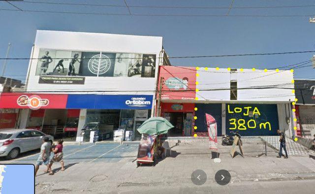 Alugo Loja em Rua Comercial em Olinda