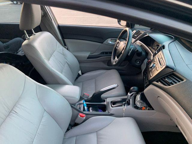 Vende-se Civic LXR 2.0 Automático Ano 2016 - Foto 4