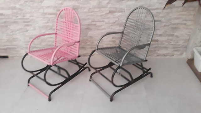Cadeira de balanço infantil - Foto 3