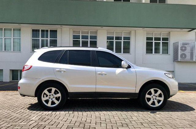 Hyundai Santa Fé Blindada ( Blindagem Centigon Nivel 3A ) - Foto 5
