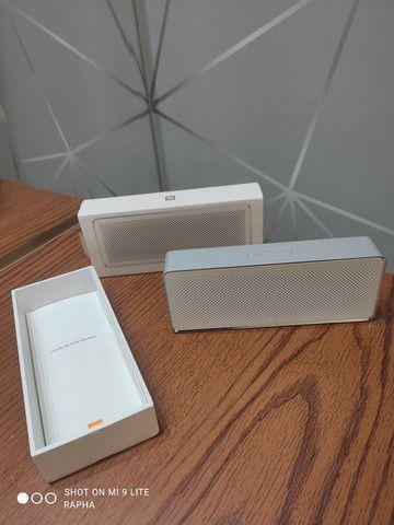 Caixa De Som Portátil Xiaomi Mi Original Bluetooth 4.2 Square Box 2