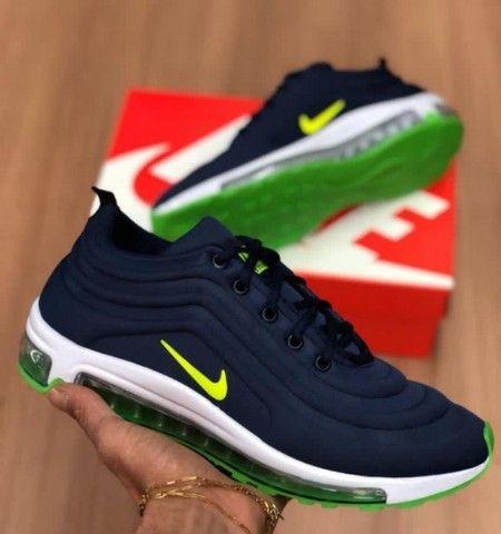 Tênis Nike gel ESPORTIVO PROMOÇÃO ( TAXA DE ENTREGA 10RS) - Foto 4