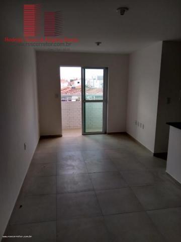 Apartamento para Venda em João Pessoa, José Américo de Almeida, 3 dormitórios, 1 suíte, 1  - Foto 2