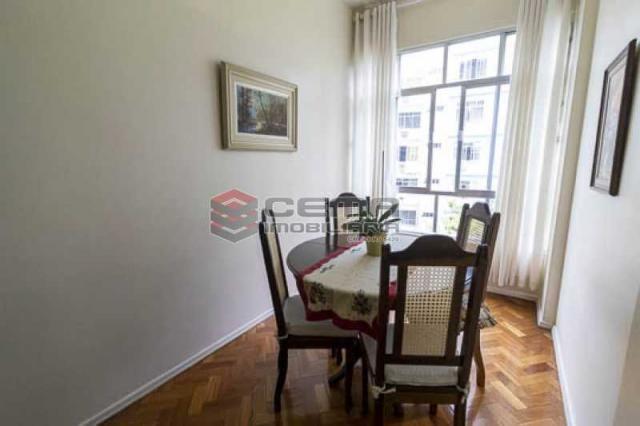 2 quartos com vaga no Flamengo - Foto 3