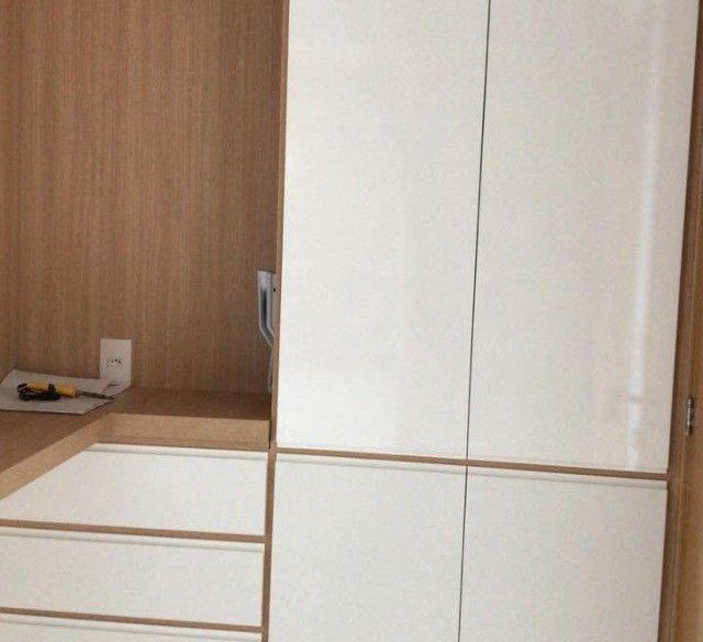 Vendo apartamento com 3 quartos sendo 1 suíte no Edifício Vivart - Foto 4