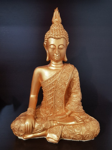 Escultura Buda 32 cm