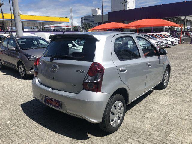 Toyota Etios X 1.3 (Aut) (Flex) - Foto 6