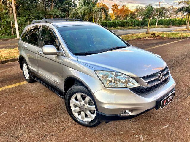 Honda CRV 2.0 LX 2011 Automática zerada / tro.co e financio