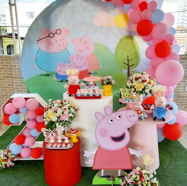 Decoração de festa infantil - Foto 5