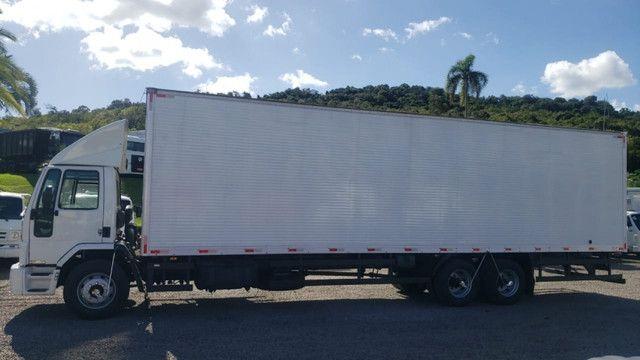 Ford Cargo 1317 - Truck 6x2 Baú de 11m - Foto 8
